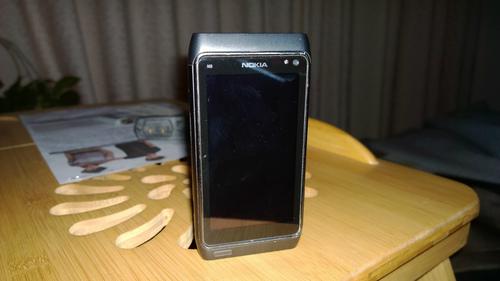 ------1000万像素手机中的王者,当属诺N8 确定一定以及非常肯定的说.......